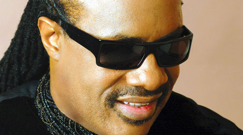 Stevie Wonder-ful, as Tony Bennett likes to call him.