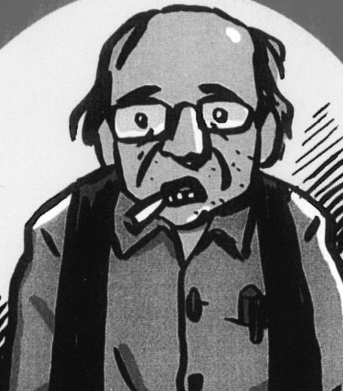 Art Spiegelman by Art Spiegelman