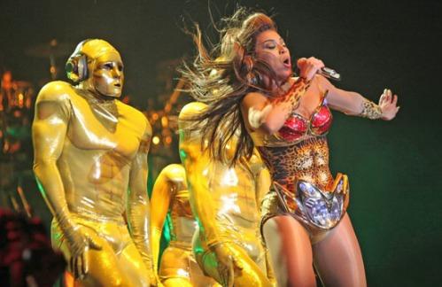Beyonce 'I Am' Tour 2009