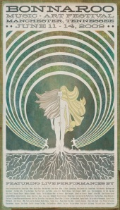Bonnaroo-2009-poster