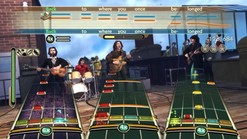 """Get Back"" from The Beatles: Rock Band"
