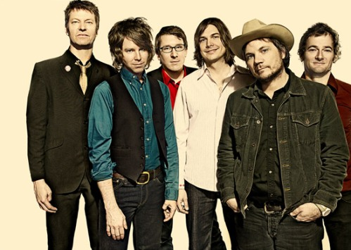 Jeff Tweedy maintains that Wilco is a collaborative enterprise, though he's the man who wears the hat.