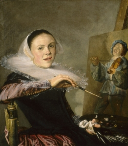 Judith Leyster Dutch, 1609 - 1660 Self-Portrait, c. 1630