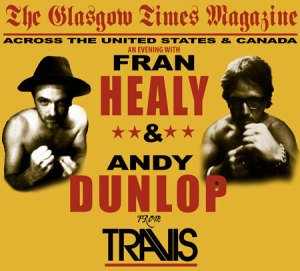 Fran Healy and Andy Dunlop