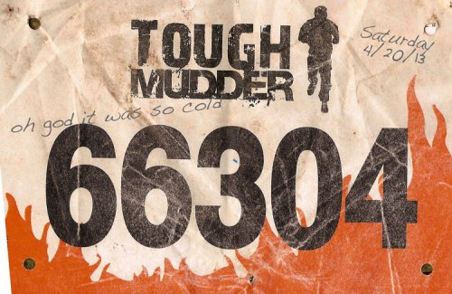 Tough-Mudder-2013-race-bib-No.-66304-writing
