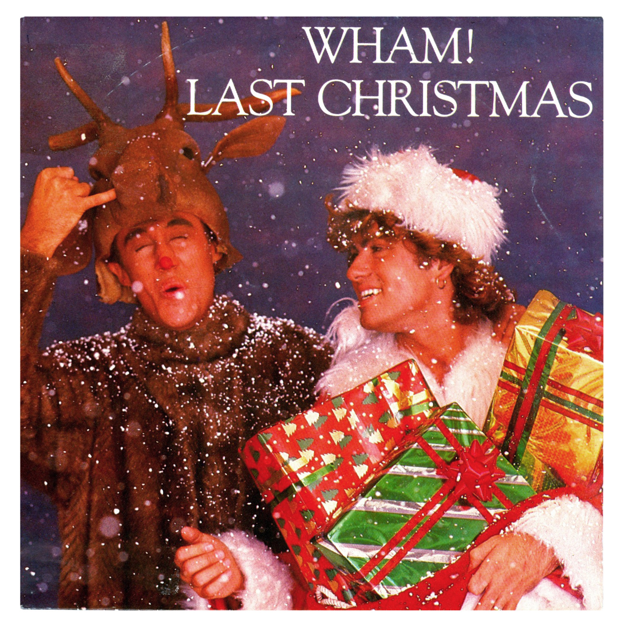 Wham Last Christmas | SWAGGER, NOT STYLE
