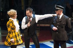 Driscoll, Jarvis, and John Leslie Wolfe as Tiger Brown