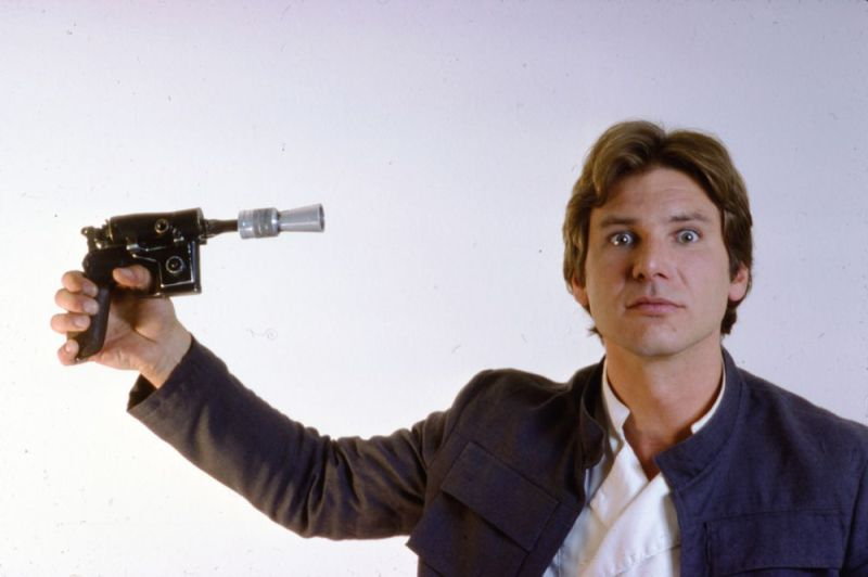Harrison Ford believed Han Solo should die, and he was right. So let's kill him.