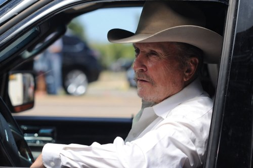 "Robert Duvall in ""A Night in Old Mexico,"" directed by Emilio Aragón, 2013."