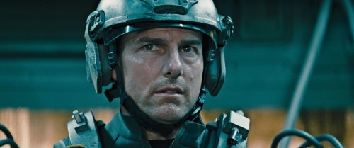 """Edge of Tomorrow"" boats Tom Cruise's most varied & enjoyable performance in years."
