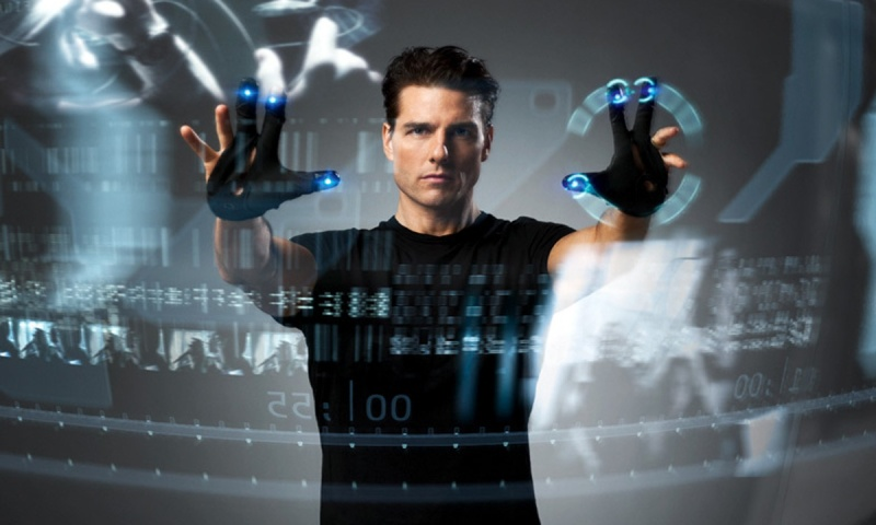 """Minority Report,"" Spielberg's most Hitchcockian picture, was all about not being able to trust your eyes."