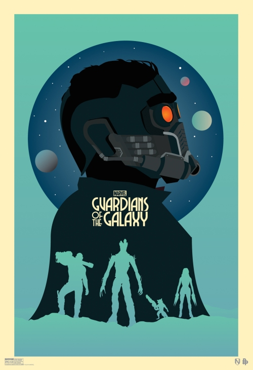 GUARDIANS special ed poster