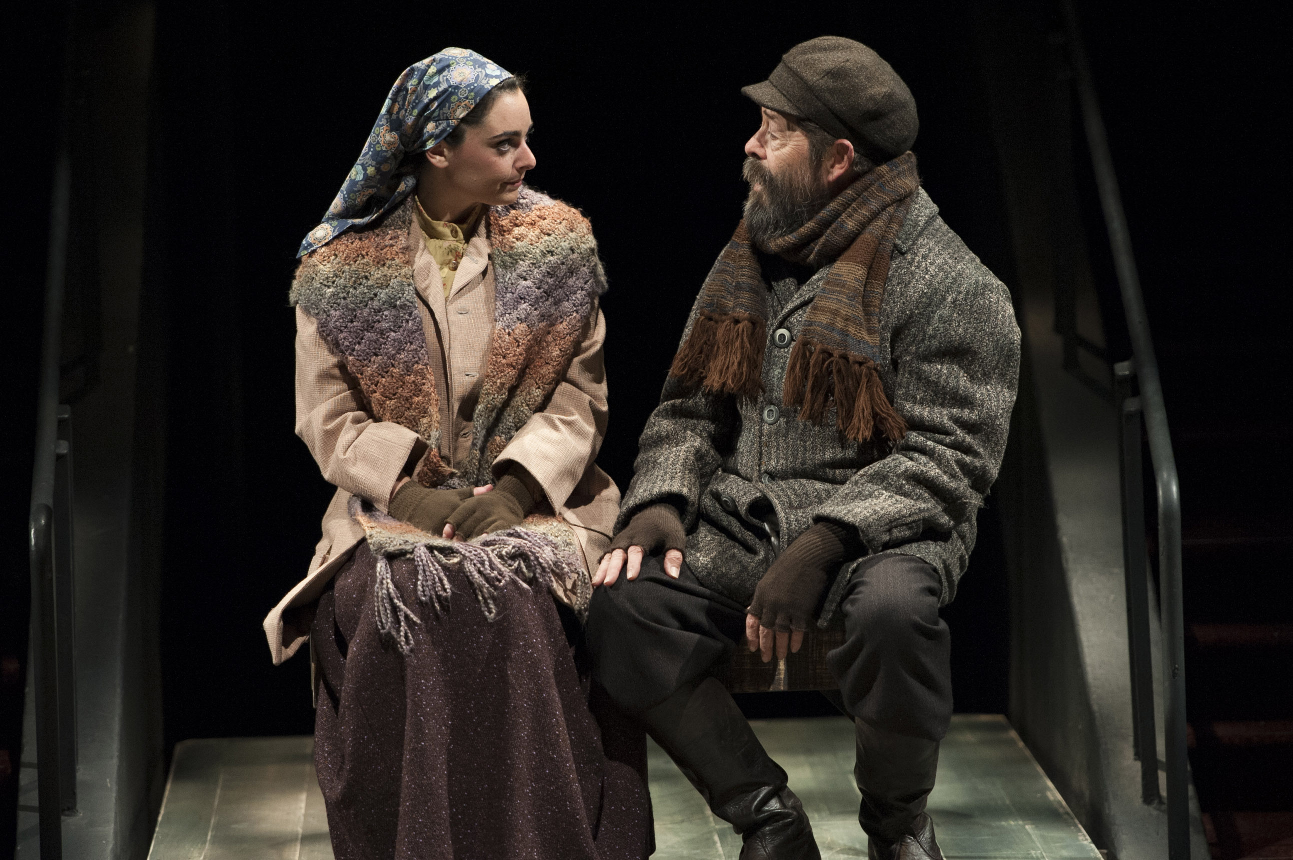 Tradition Accomplished Arena Stage S Fiddler On The Roof