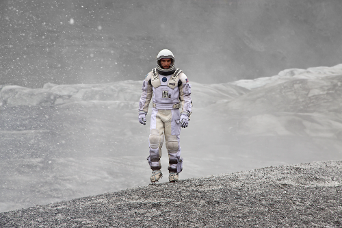 "Matthew McConaughey in ""Interstellar"""