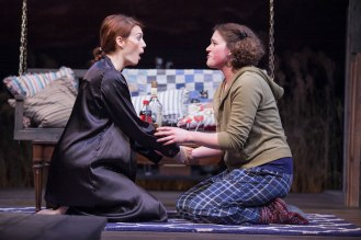 Monica West & Judith Ingber as Ella & Sonia (C. Stanley Photography)