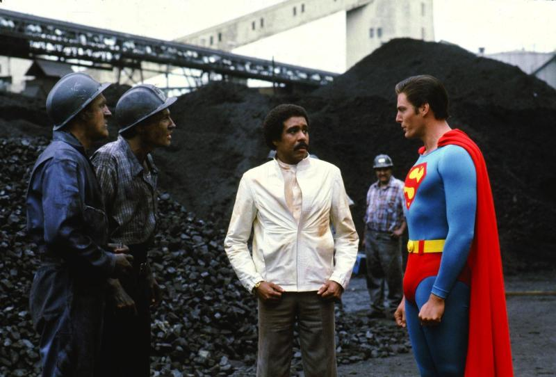 """""""Superman III,"""" 1983. Never happened, per Bryan Singer, which is a shame."""