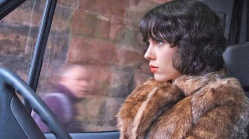 "Scarlett Johansson in ""Under the Skin."""