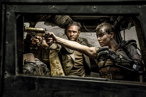 Tom Hardy & Charlize Theron are the dual protagonists of George Miller's