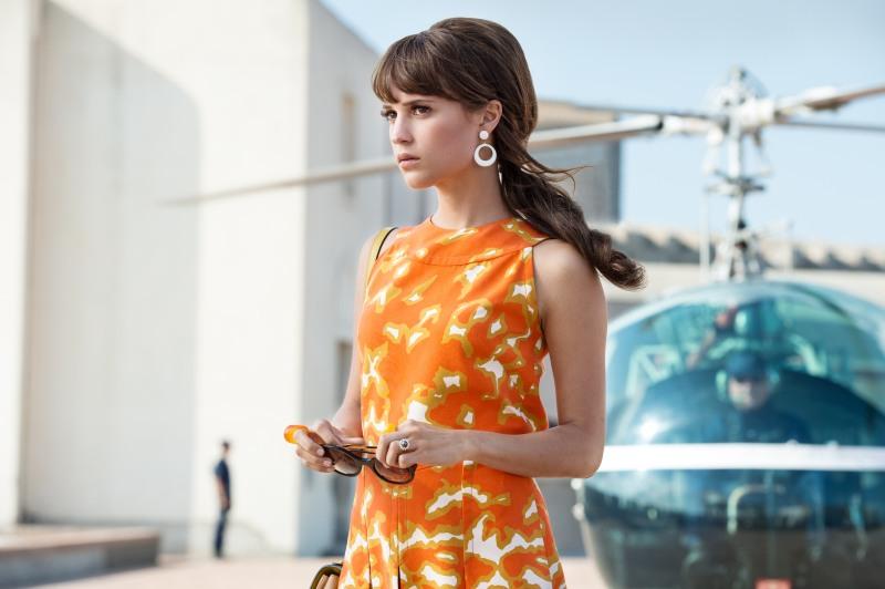 "Alicia Vikander in ""The Man from U.N.C.L.E."" (Daniel Smith/Warner Bros.)"