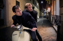 """Henry Cavill and Armie Hammer in """"The Man from U.N.C.L.E."""" (Daniel Smith/Warner Bros.)"""