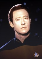"""Brent Spiner in the """"Star Trek: The Next Generation."""" (CBS Consumer Products / Star Trek Archive)"""