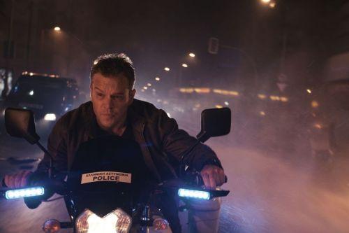 Jason Bourne in Greece
