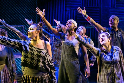 "Constellation Theatre Company's ""Urinetown."""
