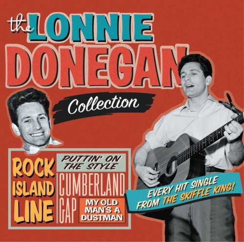 Lonnie Donegan collection